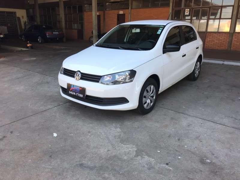Volkswagen Gol 1.6 VHT (Flex) 4p - Foto #2