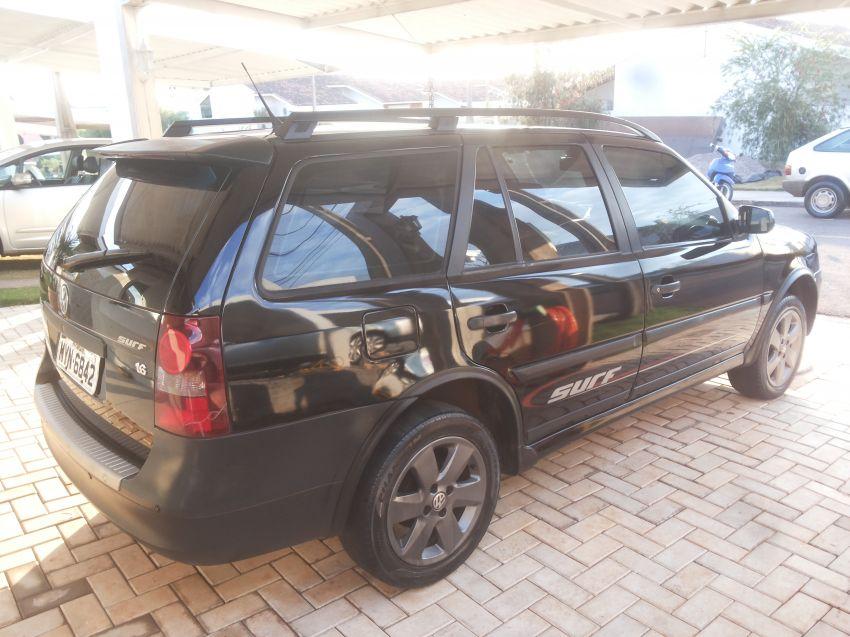 Volkswagen Parati Surf 1.6 G4 (Flex) - Foto #1