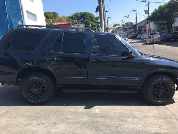 Chevrolet Blazer Dlx 4.3 V6 - Foto #10