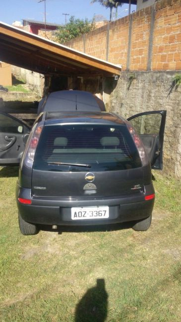 Chevrolet Corsa Hatch Joy 1.0 - Foto #4