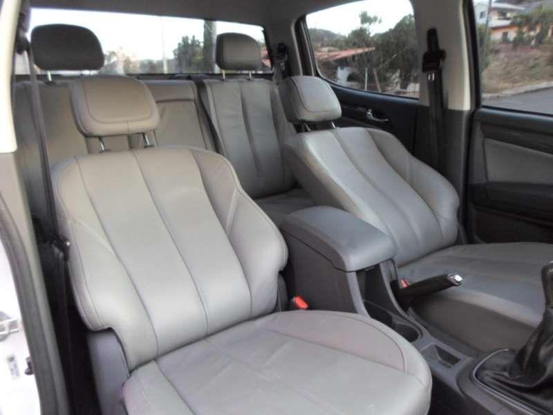 Chevrolet S10 LTZ 2.4 4x2 (Cabine Dupla) (Flex) - Foto #7
