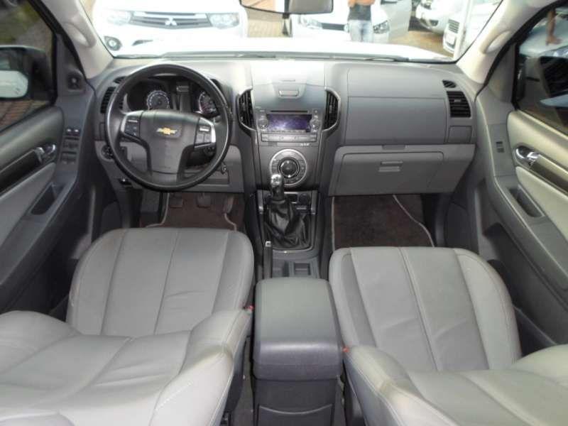 Chevrolet S10 LTZ 2.4 4x2 (Cabine Dupla) (Flex) - Foto #10
