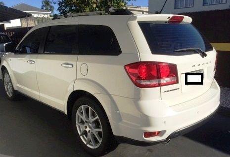 Dodge Journey RT 3.6 V6 4WD - Foto #9