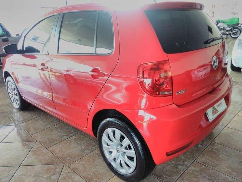 Volkswagen Fox Trend 1.0 8V (Flex) - Foto #4