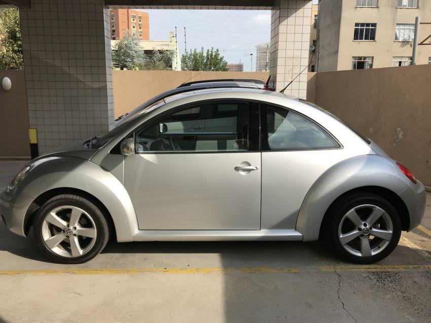 Volkswagen New Beetle 2.0 (Aut) - Foto #4