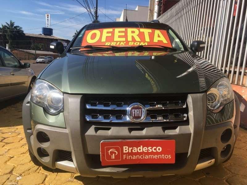Fiat Strada Adventure Locker 1.8 8V (flex) (cabine Dupla) - Foto #5