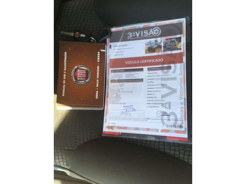 Fiat Strada Adventure Locker 1.8 8V (flex) (cabine Dupla) - Foto #8