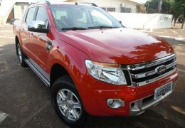 Ford Ranger 2.5 Flex 4x2 CD Limited