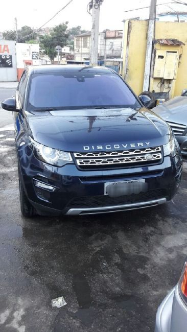 Land Rover Discovery Sport 2.2 SD4 HSE Luxury 4WD - Foto #1