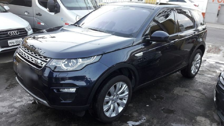 Land Rover Discovery Sport 2.2 SD4 HSE Luxury 4WD - Foto #2