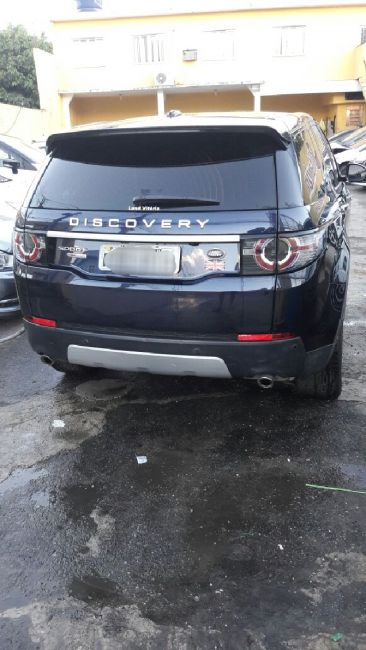 Land Rover Discovery Sport 2.2 SD4 HSE Luxury 4WD - Foto #3
