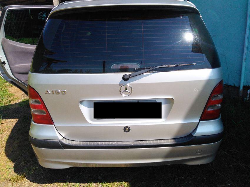 Mercedes-Benz Classe A 160 Class 1.6 - Foto #3