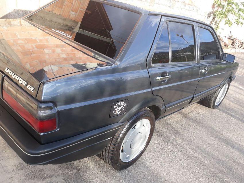 Volkswagen Voyage GL 1.8 - Foto #10