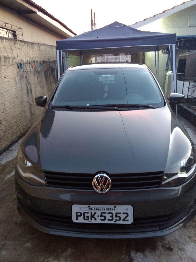 Volkswagen Voyage 1.6 VHT Trendline (Flex) - Foto #8