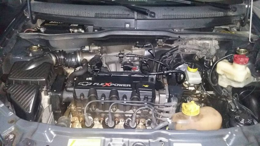 Chevrolet Celta Life 1.0 VHC (Flex)4p - Foto #2