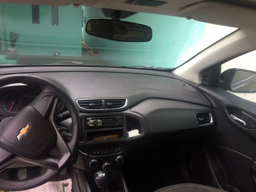 Chevrolet Onix 1.0 SPE/4 Seleção - Foto #8
