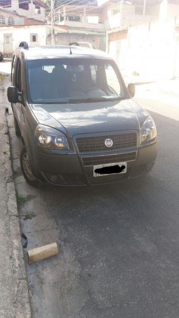 Fiat Doblò HLX 1.8 8V (Flex) - Foto #5