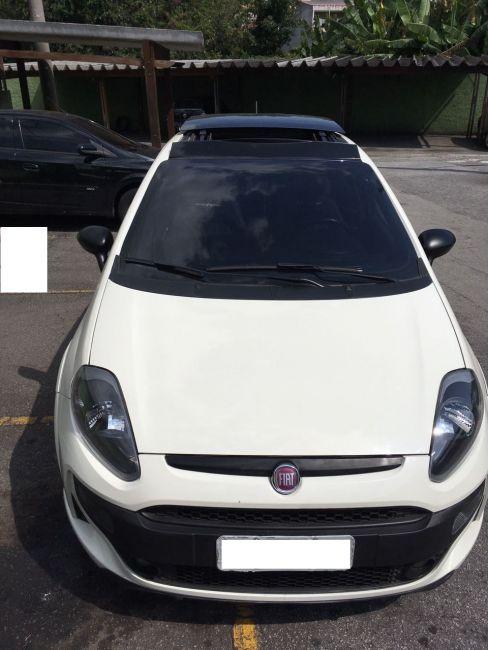 Fiat Punto BlackMotion 1.8 16V (Flex) - Foto #6