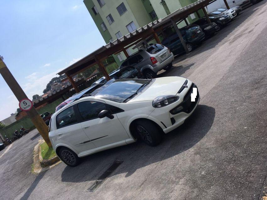 Fiat Punto BlackMotion 1.8 16V (Flex) - Foto #8