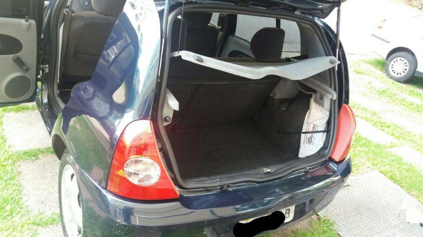 Renault Clio Hatch. Privilége 1.0 16V (flex) - Foto #3
