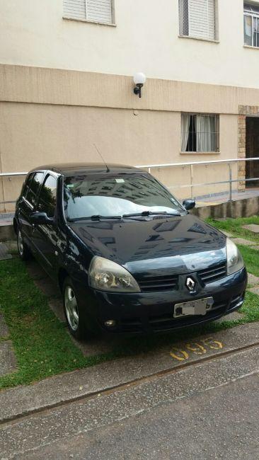 Renault Clio Hatch. Privilége 1.0 16V (flex) - Foto #5