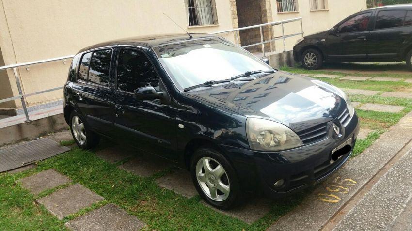 Renault Clio Hatch. Privilége 1.0 16V (flex) - Foto #6