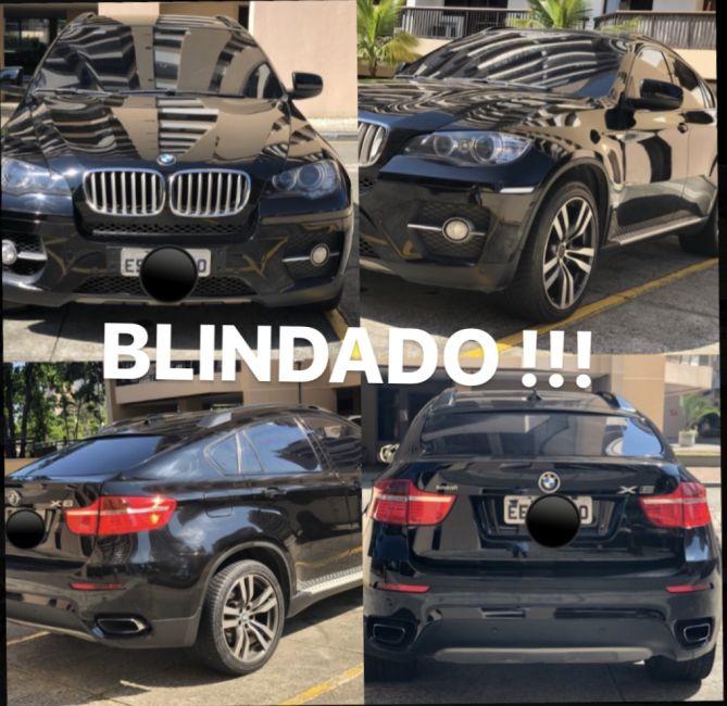 BMW X6 4.4 xDrive50i Auto - Foto #1