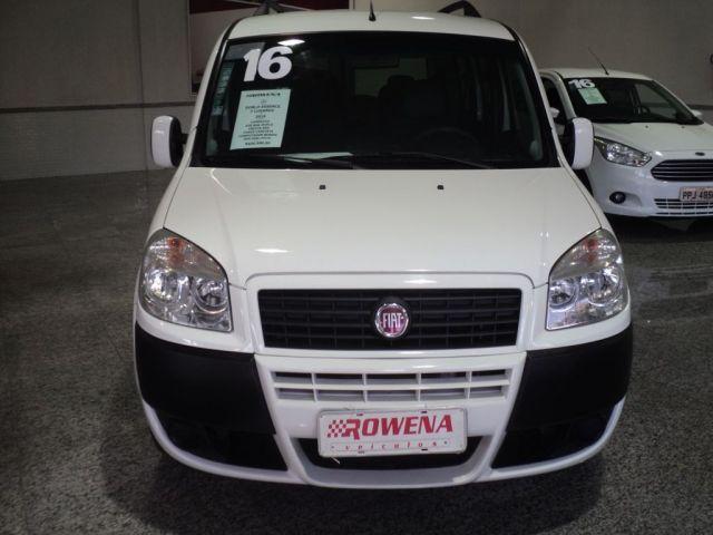 Fiat Doblò Essence 1.8 16V (Flex) - Foto #2