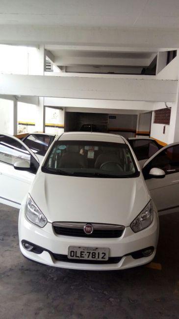 Fiat Grand Siena Essence Dualogic 1.6 (Flex) - Foto #1