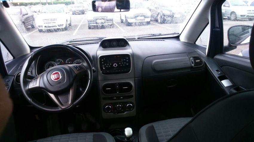 Fiat Idea Adventure 1.8 16V E.TorQ (Flex) - Foto #2