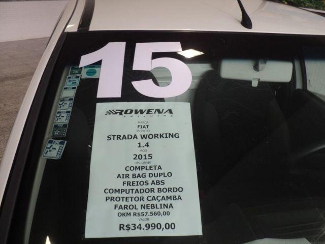 Fiat Strada Working 1.4 MPI 8V Flex - Foto #10