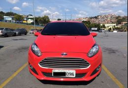 Ford New Fiesta SEL 1.6 16V