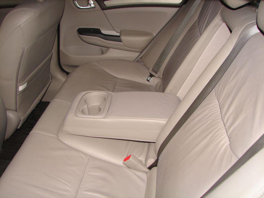 Honda New Civic EXS 1.8 16V i-VTEC (aut) (flex) - Foto #4