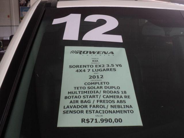 KIA Sorento EX 4X4 3.5 L V6 - Foto #10