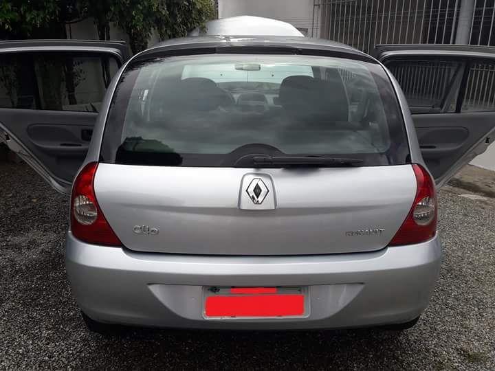 Renault Clio Hatch. Authentique 1.0 8V 4p - Foto #3