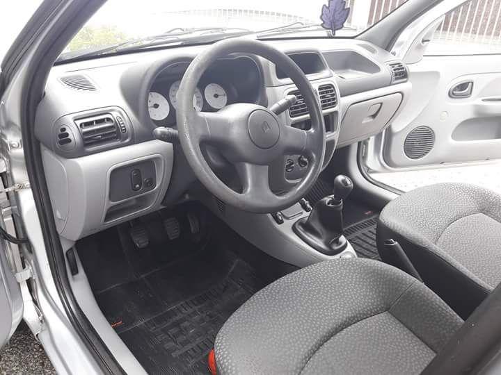 Renault Clio Hatch. Authentique 1.0 8V 4p - Foto #6