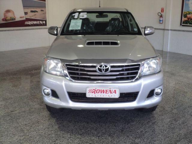 Toyota Hilux SRV Top 4X4 Cabine Dupla 3.0 Turbo Intercooler 16V - Foto #2