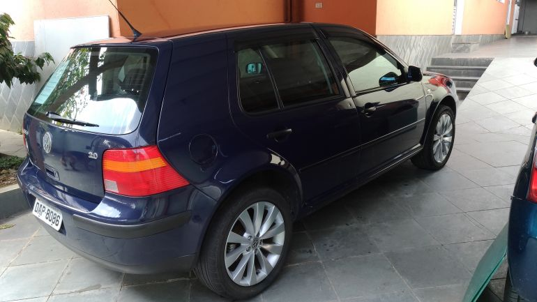 Volkswagen Golf 2.0 - Foto #4