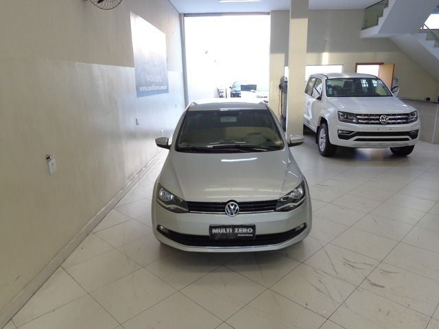 Volkswagen Voyage Highline I-Motion 1.6 Total Flex - Foto #8