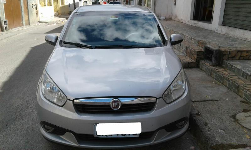 Fiat Grand Siena Attractive 1.4 (Flex) - Foto #3