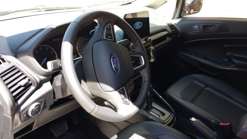 Ford Ecosport Freestyle Plus 1.5 (Aut) (Flex) - Foto #2