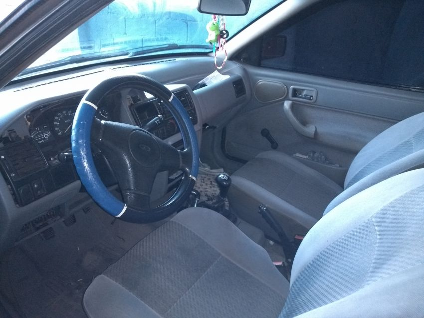 Ford Escort Hatch GL 1.6 - Foto #7