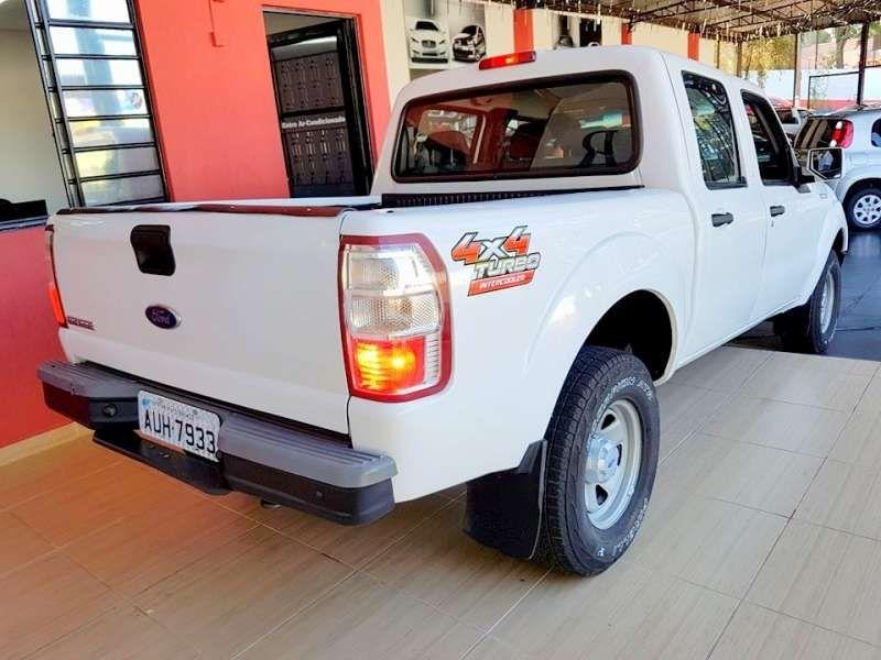 Ford Ranger Limited 4x4 3.0 (Cabine Dupla) - Foto #4