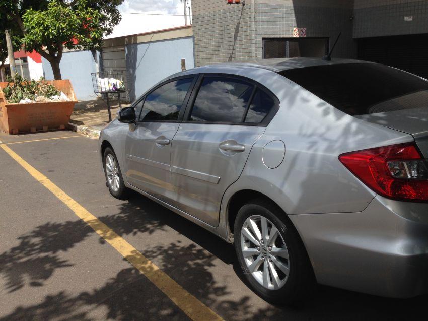 Honda New Civic LXL SE 1.8 i-VTEC (aut) (Flex) - Foto #5