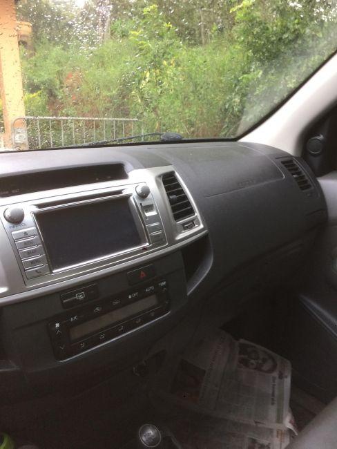 Toyota Hilux 3.0 TDI 4x4 CD SRV Auto - Foto #4
