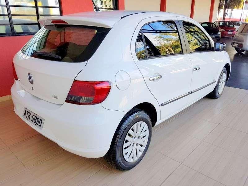 Volkswagen Gol 1.6 8V (Flex) - Foto #5