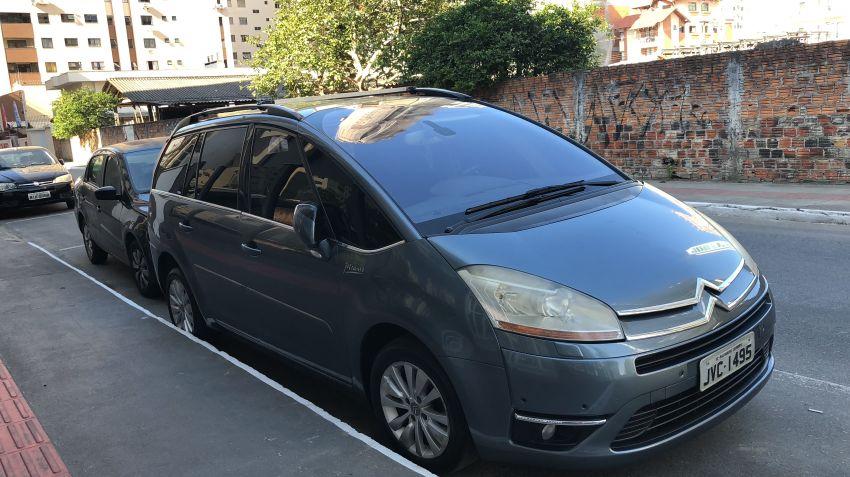Citroën C4 Picasso 2.0 16V Exclusive (Aut) - Foto #4