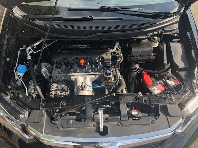 Honda New Civic LXL 1.8 16V (Couro) (aut) (flex) - Foto #8