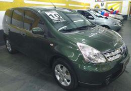 Nissan Livina 1.6 16V (flex)