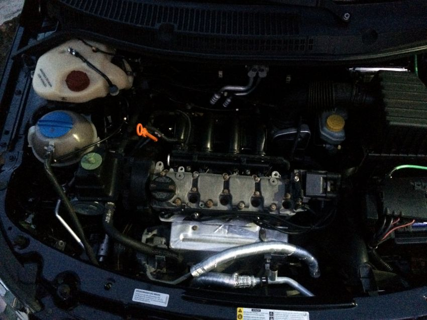 Volkswagen Saveiro Trooper 1.6 (Flex) (cab. estendida) - Foto #10